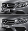 New-Genuine-MB-W205-Front-Grill-Black-Gloss-Slate-Night-Package-A20588801609040 thumbnail 2