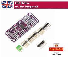 Assembled Adafruit 16-channel 12-bit PWM Servo Driver I2c