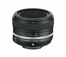 Single-Focus Lens Af-S Nikkor 50Mm F / 1.8G Special Edition Full Nikon Black