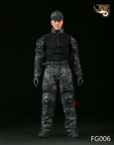 "Fire Girl Toys Male Solider 1//6 Combat Clothing Sets F 12/"" Men Phicen Figure Toy"