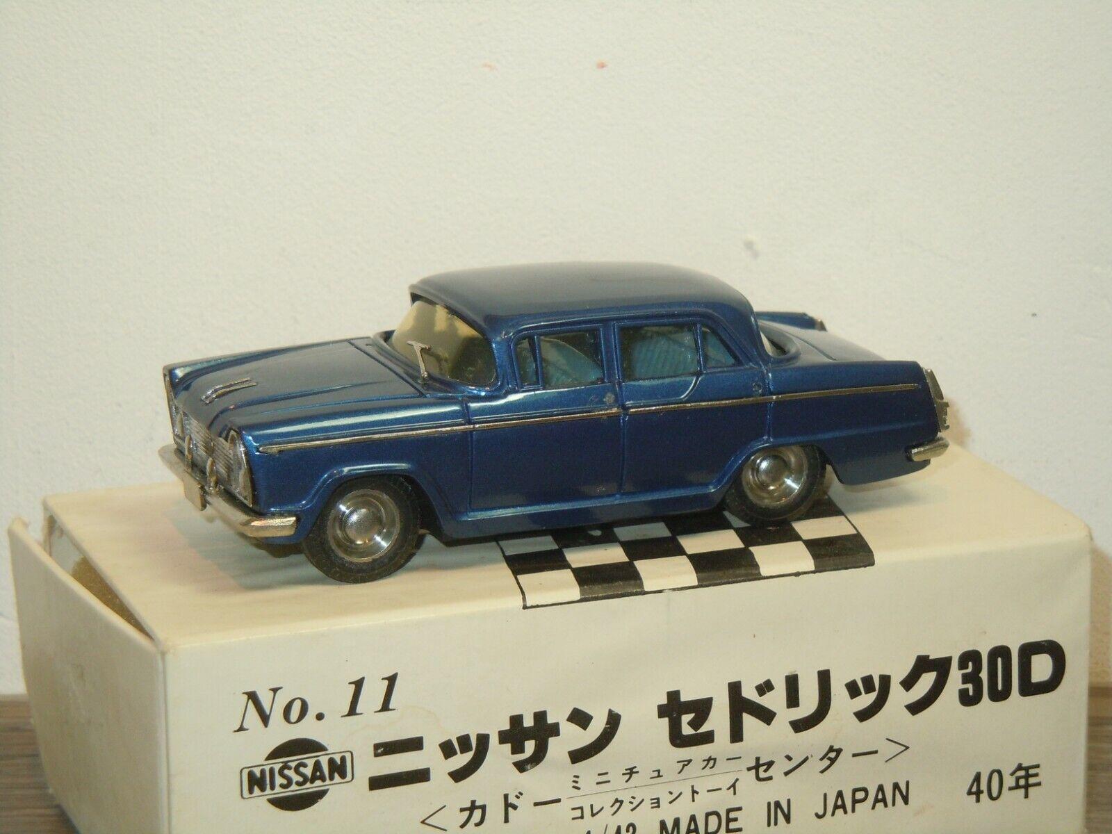 Nissan Cedric 30D 1960 - Kado 11 Japan 1 43 in Box 38295