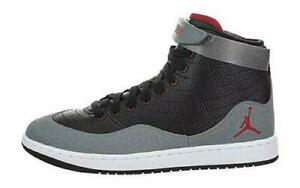Nike Air Jordan KO 23 Mens Size 11 Black Gym Red Chicago Bulls Basketball Shoes
