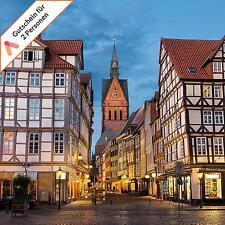 Kurzreise Hannover 3 Sterne Hotel 1 Ü/F 2 Personen Hotelgutschein Animod