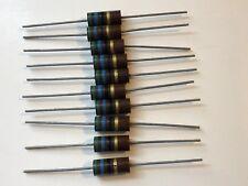 25 Pcs Stackpole RC20GF331J Carbon Comp Resistor 330 Ohm 1//2W 5/%