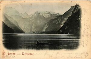 CPA-AK-Gruss-vom-Konigsee-GERMANY-879295