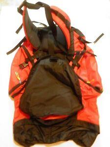 Marlboro Adventure Team Red Travel Hiking Vintage Backpack