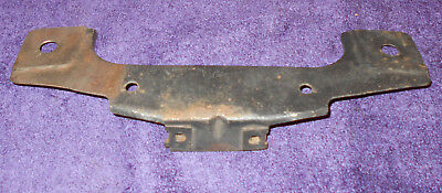 GRILLE 1964 ORIG 1965 Fastback CORRAL GT Mustang UPPER Convertible BRACKET Coupe n0Zq0xrWY