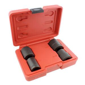 ABN/® Wheel Lock Removal Tool Kit Lug Nut Key Set 16p SAE//Metric Master Wheel Lock Key Set Lug Key Wheel Lock Removal Kit