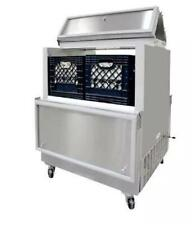 Norlake Ar084sss0 A Milk Cooler With Top And Side Access New