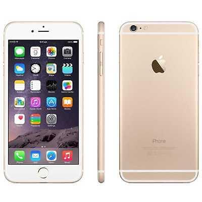 Apple iPhone 6 Plus 64GB Gold Refurbished