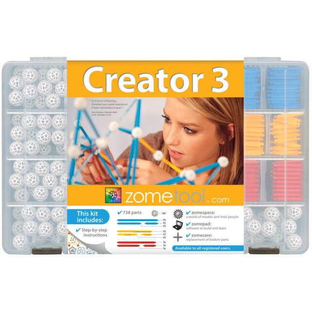 NC-13027 ZomeTool Creator 3
