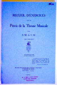 RECUEIL-D-039-EXERCISES-SUR-LE-PRECIS-DE-LA-THEORIE-MUSICALE-DE-1952