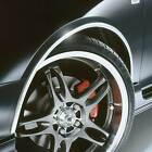 E-Tech Engineering Self Adhesive Wheel Arch Guard Paintwork Protector In Black