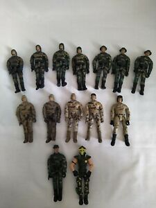 """Lanard THE CORPS Mirage Military Action Figure 2010 4/"""""""