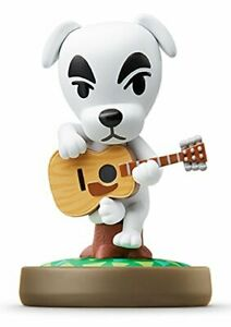 amiibo-KK-Slider-Animal-Crossing-with-Tracking-New-from-Japan