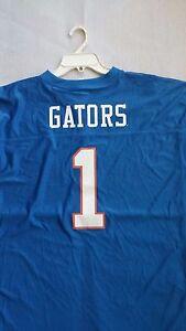 best website d28f1 e97cc Details about Florida Gators Jersey Adult XL NCAA Brand New Florida Gator  Tim Tebow Rare
