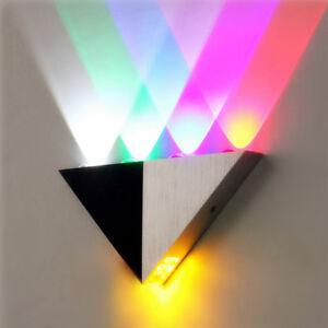 5w 5led Lampe Miroir Salle Bain Applique Mural éclairage Luminaire