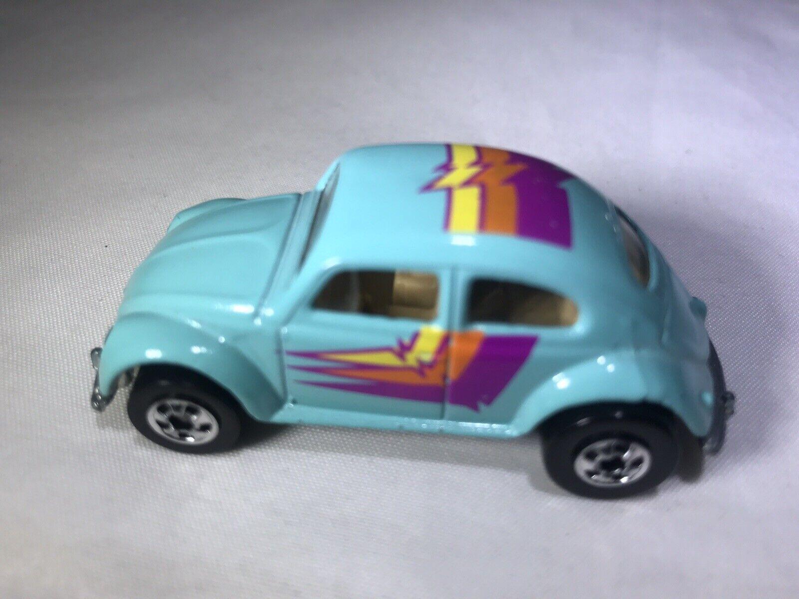 Hot Wheels 1980's SPEED FLEET VW Bug Beetle VERY hard To find