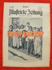 BERLINER ILLUSTRIRTE ZEITUNG 1916 Nr. 18: Der Maler an der Front