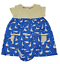 Ex Baby Boden Dress Tunic and Pants set in duck print 0-3 m and 3-4 years NEW