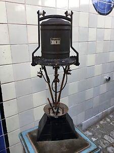 Image Is Loading Old Vintage Museum Carbon Arc Lamp Projector V