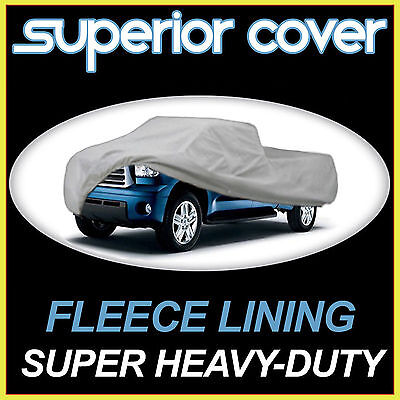 1994 1995 1996 Dodge Ram 3500 Quad Cab 8ft Bed Breathable Truck Cover