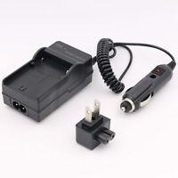 Np-bg1 Battery Charger Fit Sony Cyber-shot Dsc-h55, Dsch55 14.1mp Digital Camera