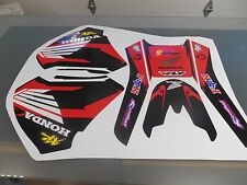 XR 600 XR 400 GRAPHICS KIT  XR600 XR400 THICK MADE IN USA OFF ROAD DIRT BIKE