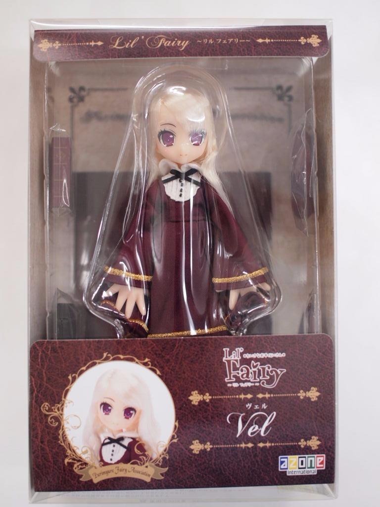 Azone Lil'Fairy Vel Purimyure Fairy Association Picco Neemo D 1 12 Doll