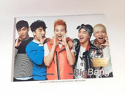 BigBang Big Bang Photo Book KPOP GD G Dragon TOP Dae Sung Tae Yang Seung Ri