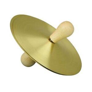 """Hospitalier Rhythm Band Instruments Rb733 5"""" Cymbales Avec Bouton Paire-afficher Le Titre D'origine Handicap Structurel"""