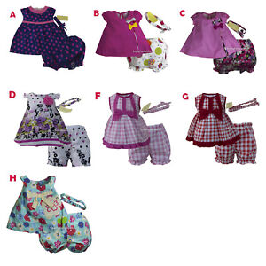 NWT-Laura-Ashley-Baby-Girls-Outfit-Clothes-Top-Short-Headband-Size-3-6-9-months