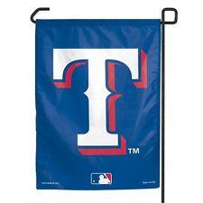 Texas Rangers 11x15 Garden Flag [NEW] MLB Banner Sign Fan Yard Grass