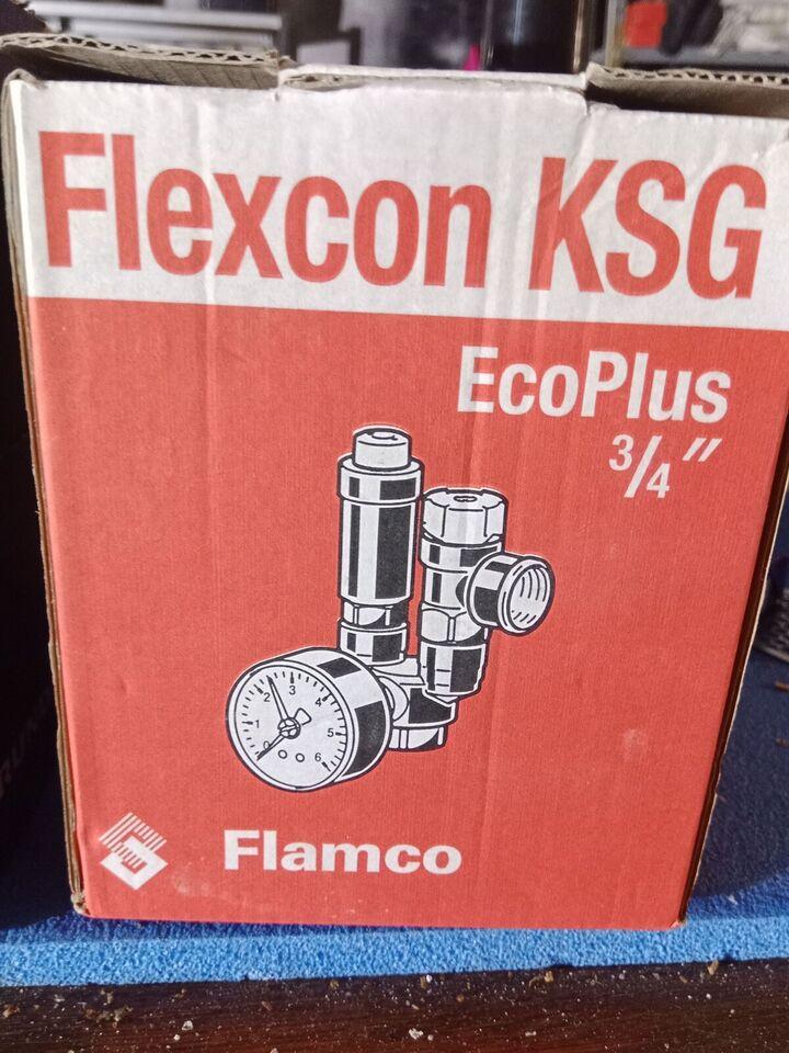 Samlesæt til trykekspansion, Flexcon