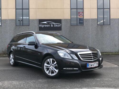 Mercedes E200 2.2 CDi stc. aut. BE 7prs