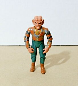 "VINTAGE Star Trek DS9 Ferengi QUARK ACT 4"" Action Figure - Playmates 1993 94"