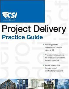 Construction-Specifications-Institute-CSI-Project-Delivery-Practice-Guide