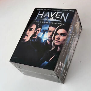 Haven The Complete Series Season 1-6 DVD 24-Disc Box Set Brand new & sealed