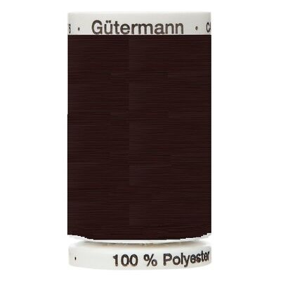 Colour 186 Gutermann Top Stitch Sewing Thread Extra Strong Jeans 30m Reels