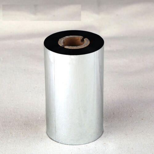 "4 Rolls Thermal Transfer Ribbons 4.33/""x1476/' For Zebra Datamax Sato TT Printers"