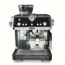 La Specialista Espresso Machine with Sensor Grinder & Dual Heating System, black