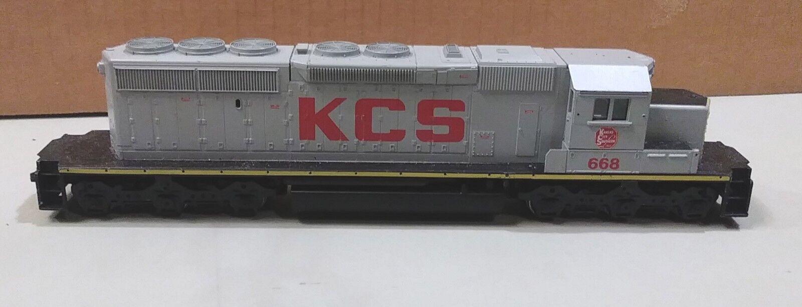 Athearn Kansas City Southern H O Locomotive