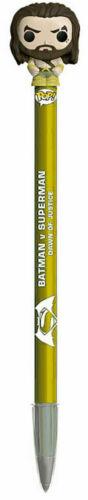 Funko da collezione penna e topper-Aquaman Pen-DC Comics-Nuovo di Zecca