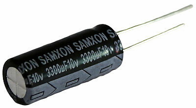 Acquista A Buon Mercato 10 Condensateurs Chimique électrolytique 3300µf 3300uf 10v Radial Wh 105°c Tht Saldi Estivi Speciali