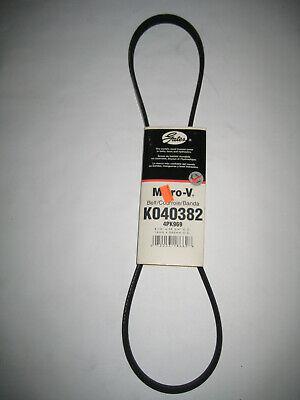 Gates K040382 Multi V-Groove Belt