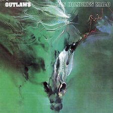 Los Hombres Malo [Remaster] by The Outlaws (CD, Dec-2003, Magic)