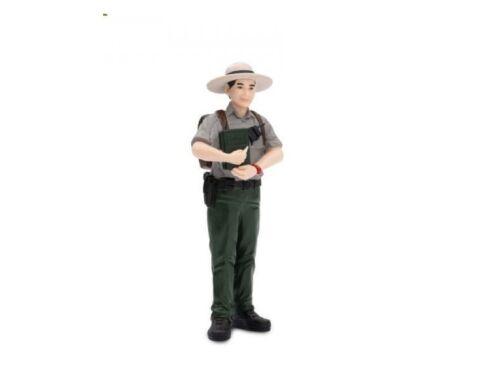 Jim la gisaient 10 cm série personnes safari Ltd 821329