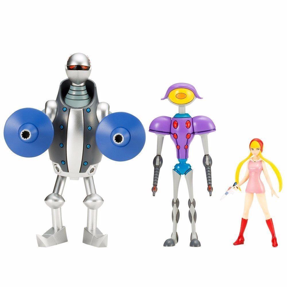 Kotobukiya Showa Mokei ,Club Casshan Cannone & & & Monitoraggio Robot Kit Modello 143861