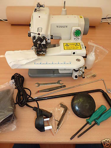 MACHINE IS NOT INCLUDED 5 x LX6 CM500 BLIND HEMMING NEEDLES 16/'s
