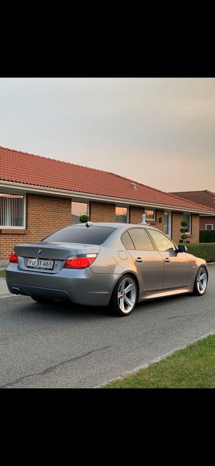 BMW 530i, 3,0 Steptr., Benzin